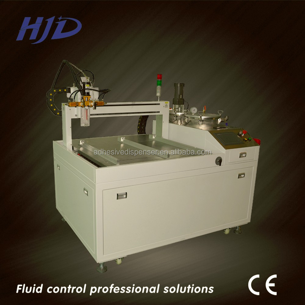 Automatic Epoxy adhesive AB glue mixing machine