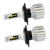 new design V5S led headlight bulb 50w 7600lm h4 led headlight 100w mini size fits all cars d2s led headlights