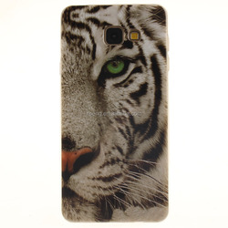China new cases cheap tiger design back cover for huawei Y600