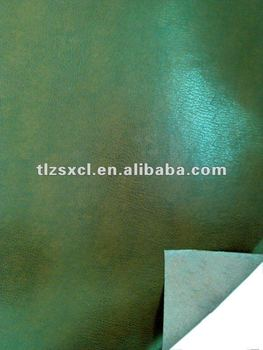 Various grain and thickness artificial leather raw material