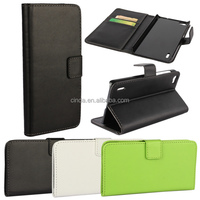 PU Leather Holder Wallet Flip Cover Stand Case For Huawei Honor 6
