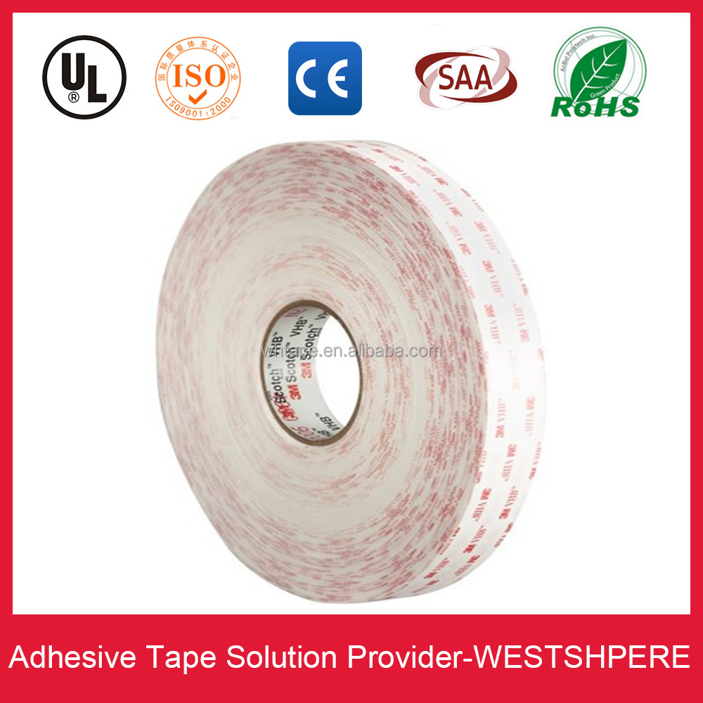 3m double sided vhb acrylic foam tape