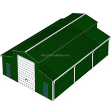steel structure workshop shed building
