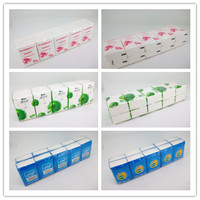 Small Soft Facial Tissue/Pocket Tissue/Pocket Tissue Handkerchief