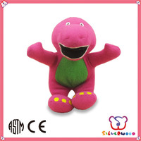 ICTI SEDEX factory custom wholesale stuffed stuffed & plush animal toy parts