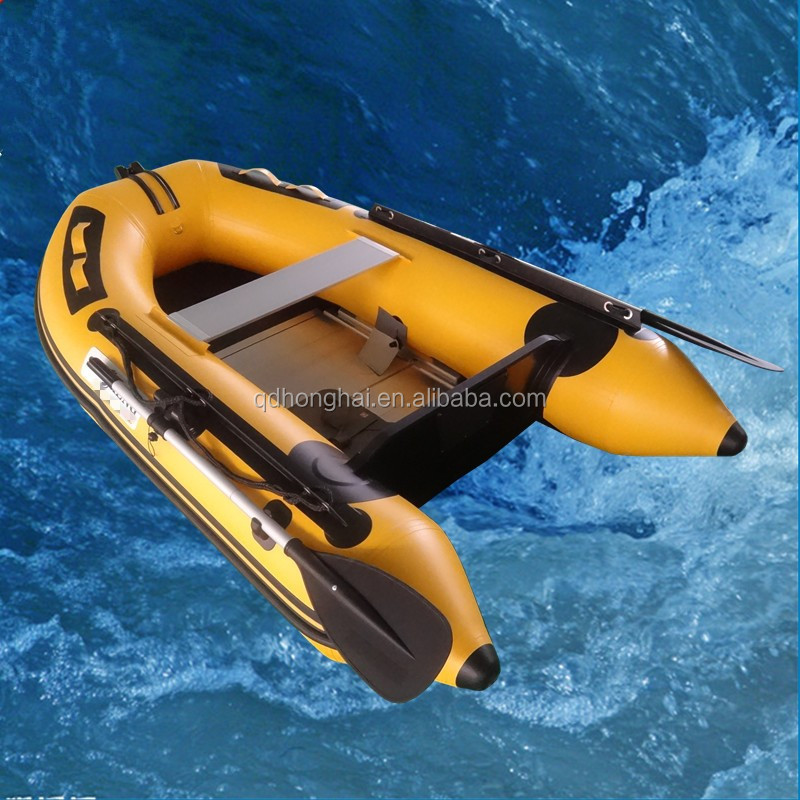 ce certification inflatable boat small fishing boat fold boat
