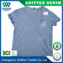Wholesales cotton combed 30s garment