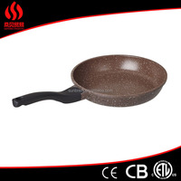 non stick induction round pan non-stick frying pan non-stick fry pan with ceramic coating