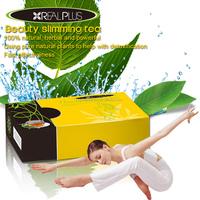 So amazing effect detox body own brand green tea for slimming