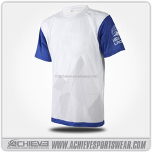 printing white 100 polyester sublimation t shirt