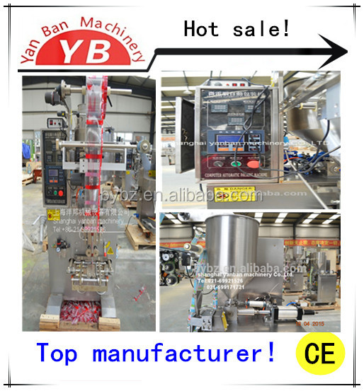 Best Price Automatic Honey Sachet Packaging Machine/honey stick pack packing machine
