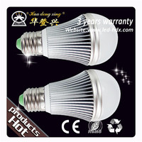 Sensor lamp best price e27 orb22 orgu10 12v 220v 7w led sens or bulb light