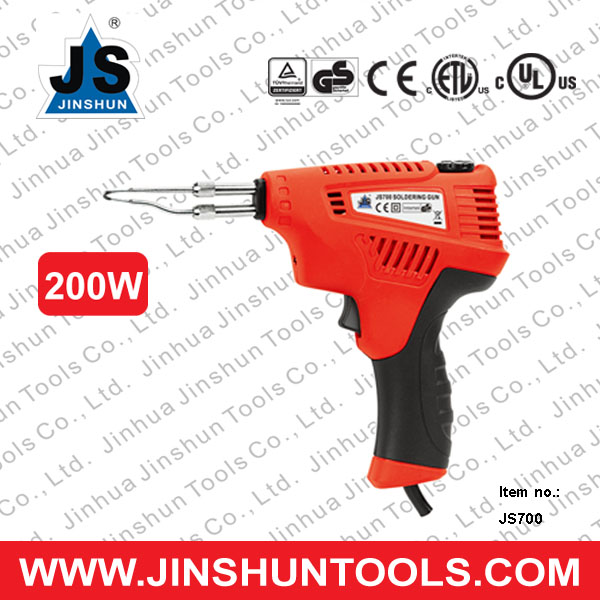 JS700 200W colorful popular hot air soldering gun, goot soldering iron