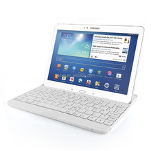 For Samsung Galaxy Tab 4 10.1 Aluminum Bluetooth Keyboard ,Metal Portable Keyboard for Samsung tab4 10.1 tablet