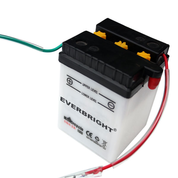 Affiliate partners provide 6v 4ah perfect power battery 70*70*90mm