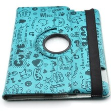 flip 360 degree rotate case for ipad, for ipad air 1 cover