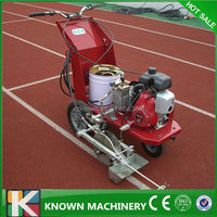 economical used road marking machine/road marking paint machine