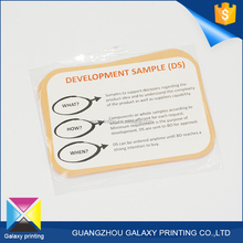 Factory price high quality customized printing kinds of paper Notes/gift/business/playing cards