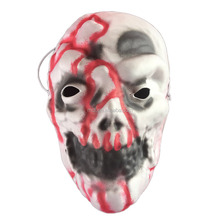 MCH-2295 New style wholesale Halloween costume Horror Latex Allhallows Skeleton Mask