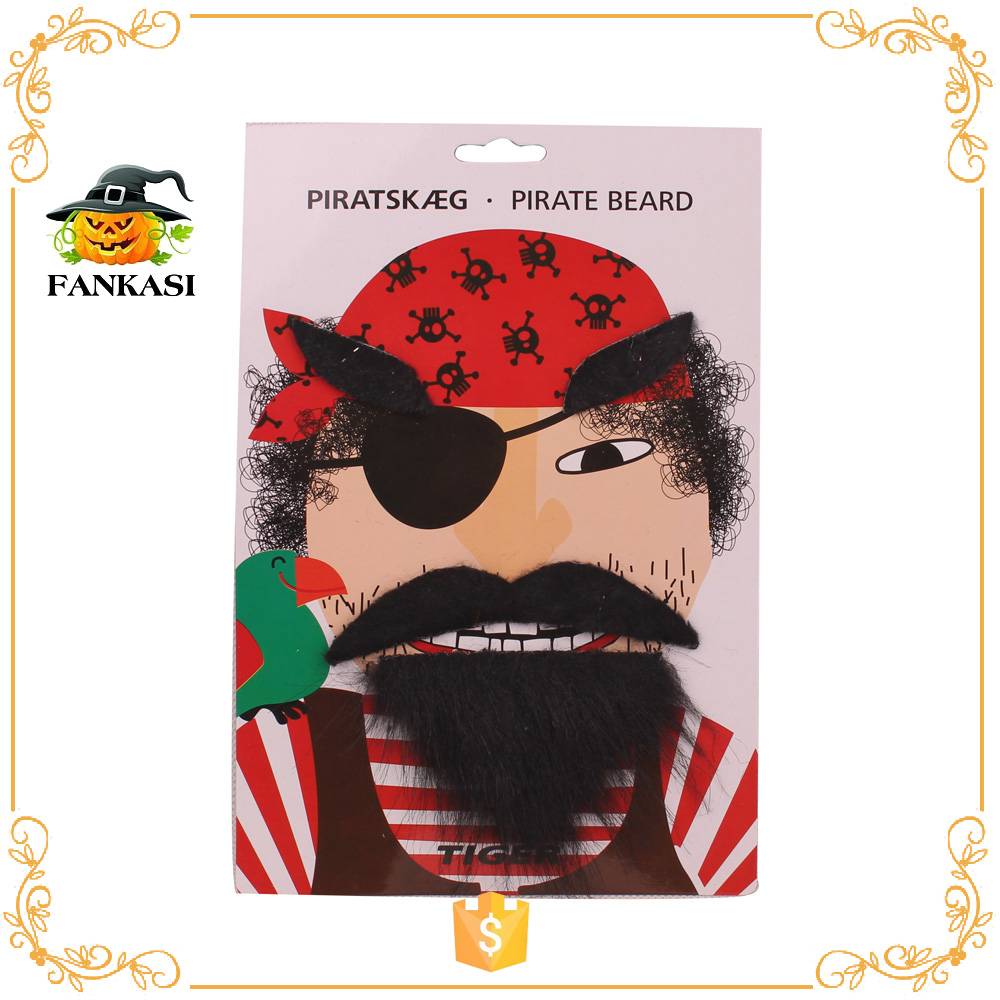 Fashion Pirate Fake Mustache For Party Decoration