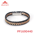 New leather mens jewelry personalized indian bracelet models chain bracelets