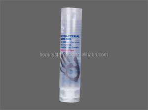 PE Plastic Cosmetic Tube for Shower Gel and Hand Body Lotion for you order
