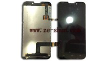 mobile phone lcd for ZTE V987 complete Black