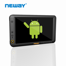 7 inch Mini Tablet PC Car Power Mobile Data Terminal Panel with GPS Wifi