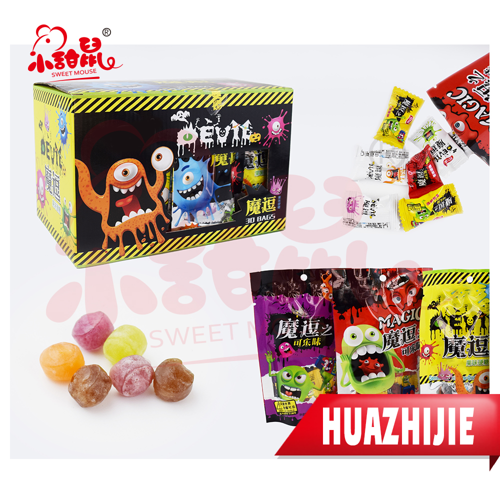 110201610 super sour mix fruit hard candy