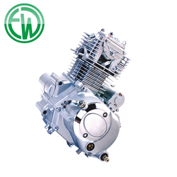 High Quality 4 stroke 1 Cylinder Vertical 50cc Motorcycle Engine