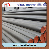 High quanlity carbon steel pipe seamless steel tube black steel pipe made in china on hot sales