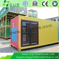 Portable modified prefabricated shipping container homes for sale