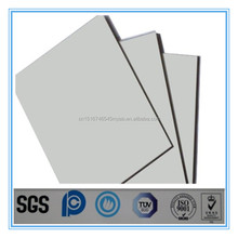 polyester coated aluminum composite panel / double sided aluminum composite panels