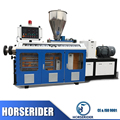 plastic pipe making machinery