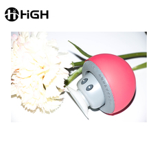 2017 speaker red waterproof 3d sound wireless 28mm speaker