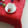 100 Polyester Jacquard Table Cloth For