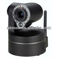 3x optical zoom Mjpeg ptz high quality black mini wireless internet ip camera webcam cctv