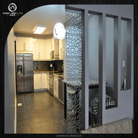 Stainless Steel Room divider for home or kitchen