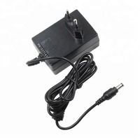 GS25E48-P1J Single Output Power Adapter Supply Mean Well 48V 0.52A Wall Mount Adapter