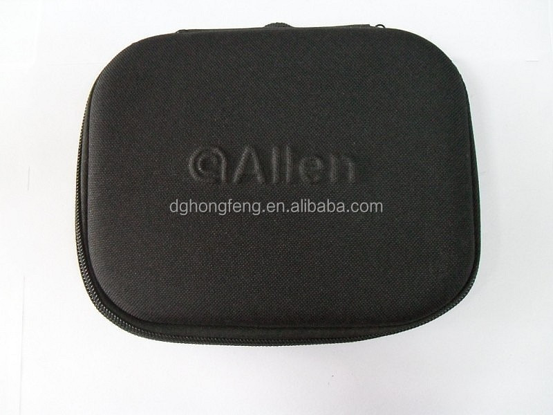 Professional ODM waterproof eva tool zipper case with eva foam insert