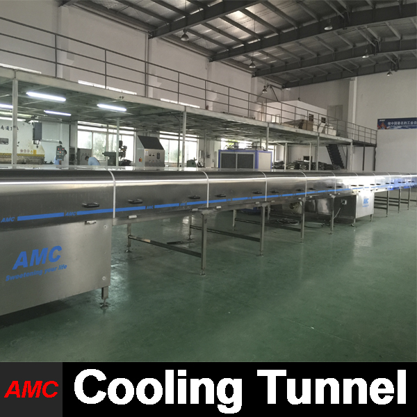 Mini Customize Small Scale Production gemsy machines brand Cooling Tunnel Machine