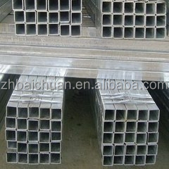 High quality steel square tube, frp square tube