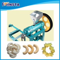 corn snake extrusion machine/maize corn pop snack machine