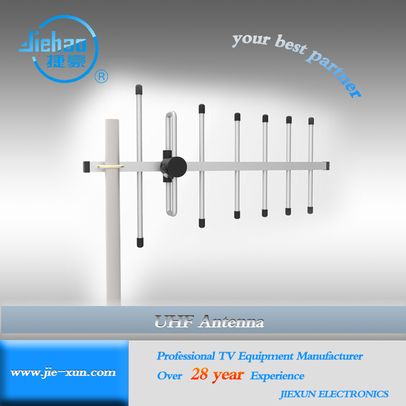Outdoor UHF VHF HD Digital TV Yagi Antenna