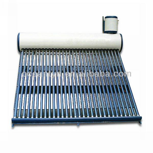 Copper coil heat exchanger solar water heaters high efficiency and low price