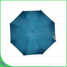 Top quality custom design Auto open Straight golf Umbrella rain and sun Umbrella with curved handle