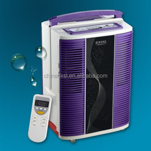 Commerical Dehumidifier Plastic Water Tank With Wheels