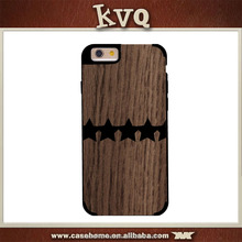 Professional OEM cell phone wood back case for samsung galaxy s4 mini