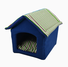 2016 New Design China Supplier Wholesale Pet Products foldable small dog bed and cat tiny houses