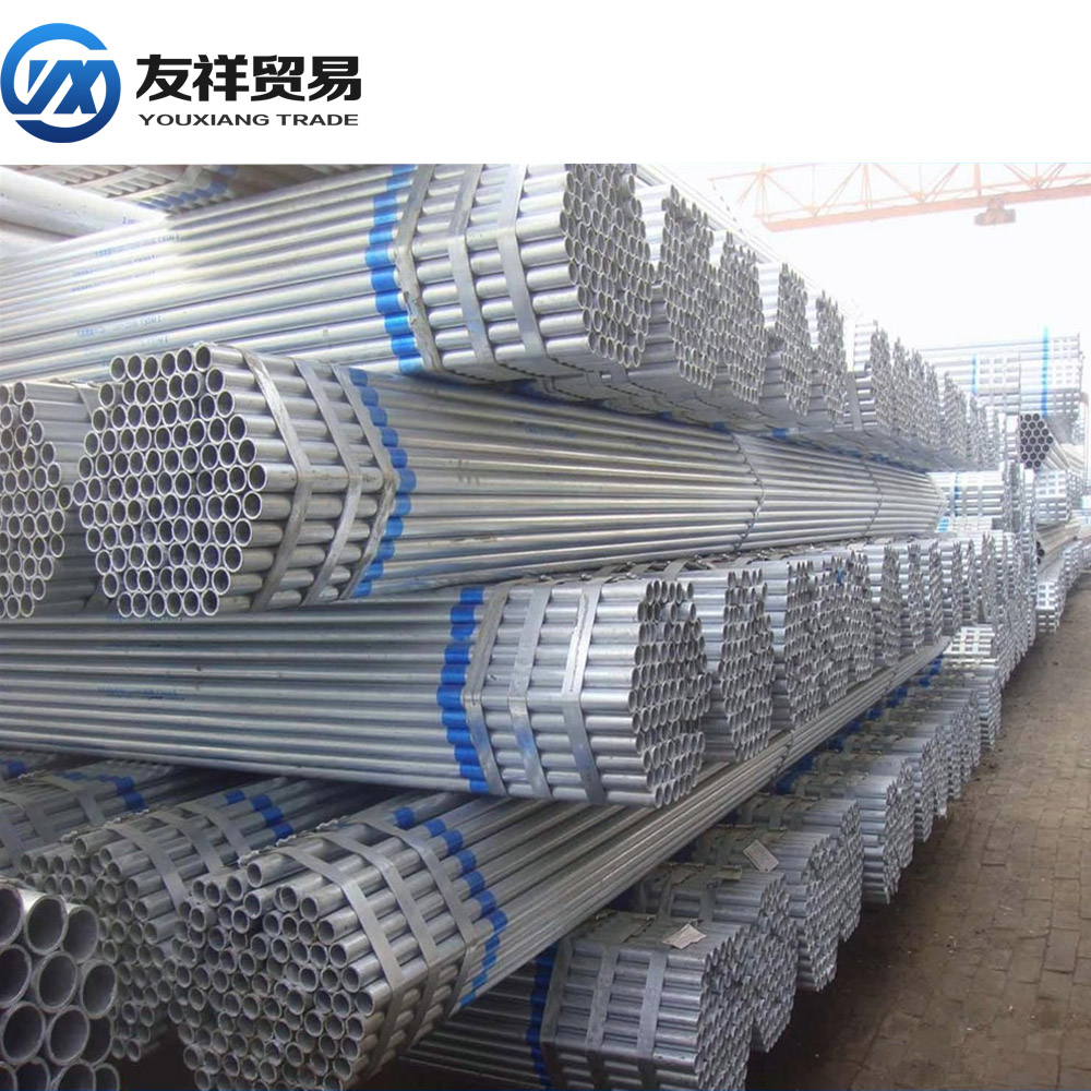 Multifunctional cold rolled galvanized welded round/square / rectangular steel pipe/tube/hollow